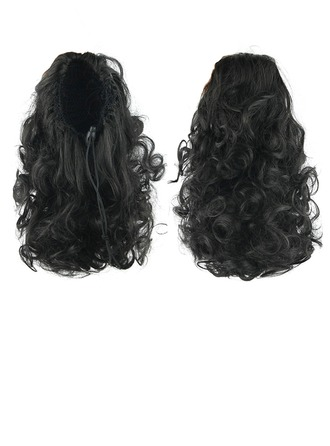 Loose Synthetic Hair Ponytails (Sold in a single piece) 90g