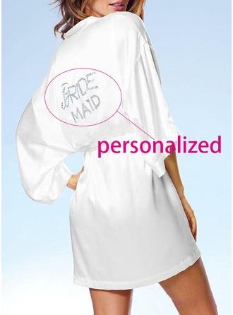 Personalized Cotton Bridal/Feminine Robe