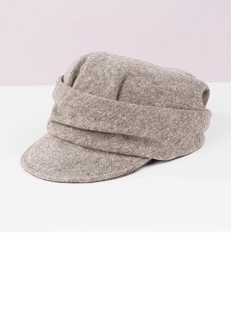 Signore Stile classico/Semplice/Piuttosto Poliestere Cappello floscio