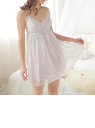 Bomuld Brude/Feminin nattøj