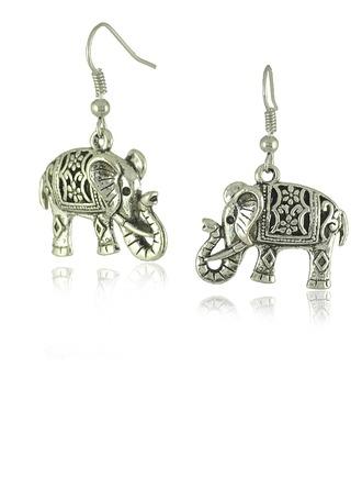 Heiliger Elefant Damen Art-Ohrringe