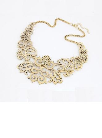 Nádherný Slitina Ladies ' Módní náhrdelník