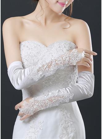 Spets Opera Längd Handskar Bridal