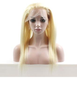 360 Frontal 3A Straight Human Hair Closure