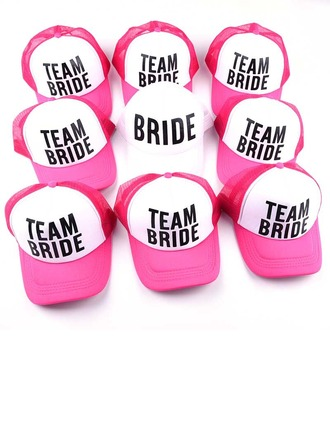 Bridesmaid Gifts - Splice Color Attractive Polyester Cotton Baseball Cap