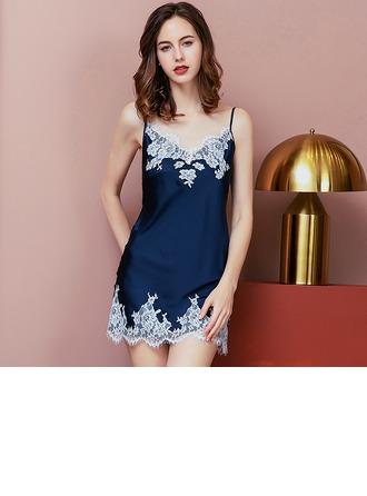 Polyester Çekicilik Kadınsı Pijama mağazası
