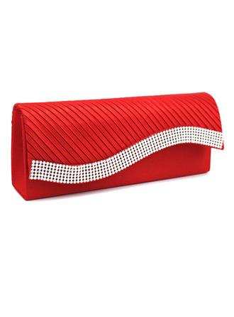 Elegant/Hübsche/Pendeln Tasche Seide Handtaschen