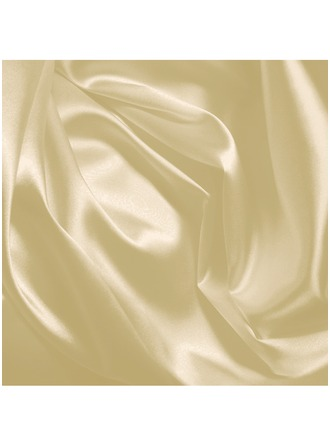 Silk Like Satin Fabric by the 1/2 Yard