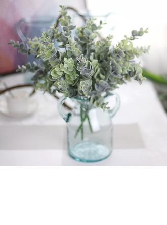 простой Свободной формы шелковые цветы Декорации/Свадебный Таблица цветов -