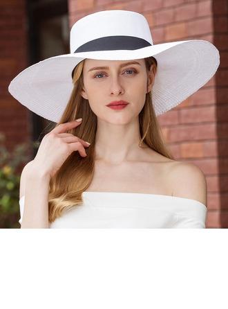 Ladies ' Úžasný Polyester Floppy klobouk/Kentucky Derby Klobouky