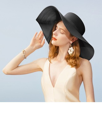 Ladies' Classic/Elegant/Simple/Vintage/Artistic Pp Beach/Sun Hats