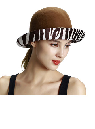 Ladies' Eye-catching/Pretty Wool Bowler/Cloche Hats