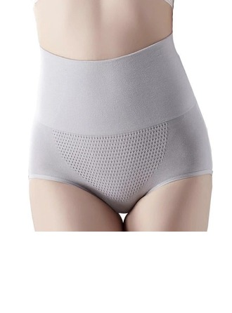 Women Charming/Casual Spandex/Cotton/Chinlon Breathability/Moisture Permeability High Waist Panties Shapewear