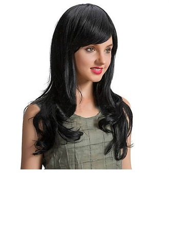 4A non remy Kinky Straight Cheveux humains Perruques capless