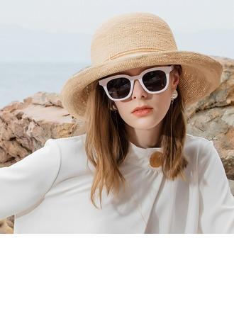 Ladies' Classic/Simple/Pretty/Fancy Raffia Straw Beach/Sun Hats