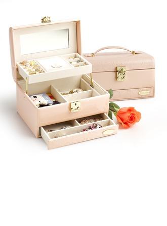 Bruid Cadeaus - Mode pu Juwelendoos