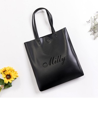 Bridesmaid Gifts - Personalized Classic Special Imitation Leather Bag