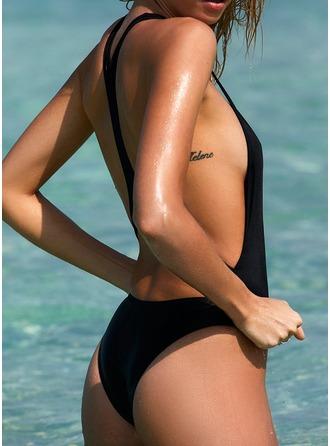 Sexy Spandex do Licra Biquíni