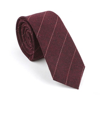 stile vintage Cotone Cravatta
