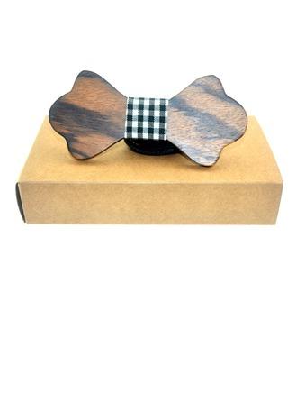 Klassisk stil Wood sløyfe