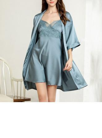 Morsius/Naisellinen Upea Polyesteri Sleepwear setit