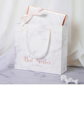 Невеста Подарки - простой картона бумаги Подарочная коробка / сумка