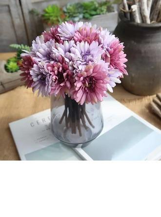 Kolorowy Dowolna forma Kwiat jedwabiu Dekoracje/Weselne Kwiaty -