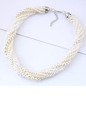 Metalliseos/Valetaskua helmi jossa Valetaskua helmi Sonar Naisten Kaulakorut