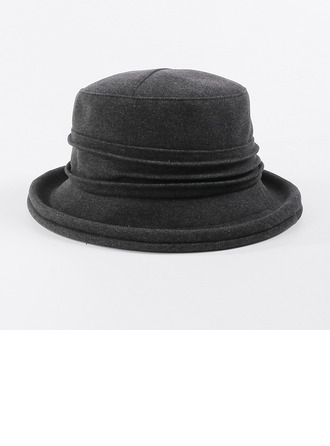 Signore Affascinante/Stile classico/Elegante Poliestere Cappello floscio
