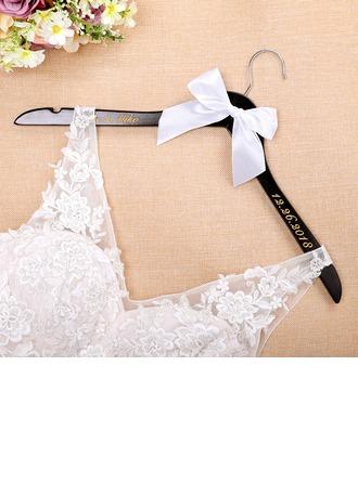 Cadeaux De Mariée - Personnalisé En Bois Cintre