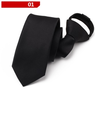 Classic Polyester Tie
