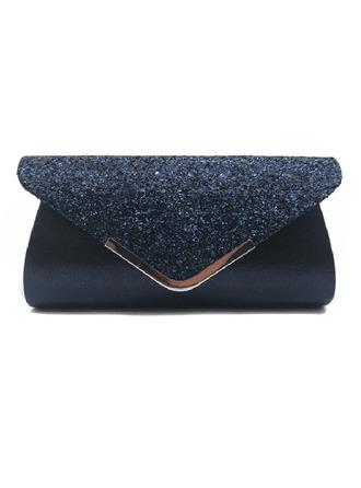 Elegant Funkelnde Glitzer/Polyester Handtaschen