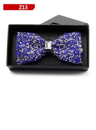 Style Classique Polyester Bow Tie
