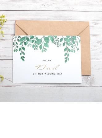 Cadeaux De Mariée - Style Classique papier Carte de mariage