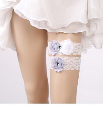 Elegantní svatební Podvazky