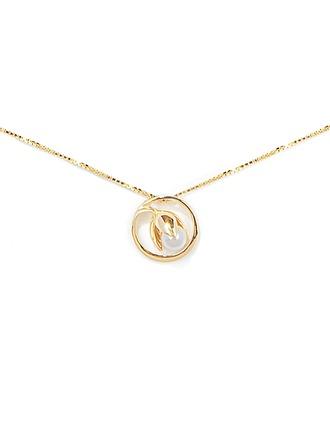 Silber Perle / Perlen Blume Mehrere Perlenkette Für Frauen Für Mädchen