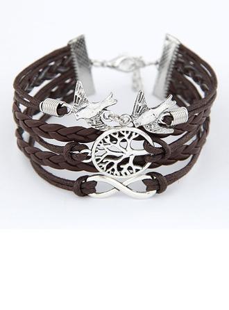 Unique Textile Dames Bracelets de mode