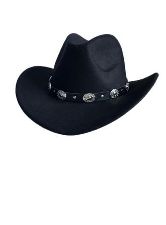 Men's Glamourous Felt Cowboy Hat