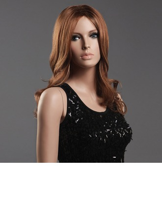 Loose Wavy Synthetic Hair Capless Wigs 140g