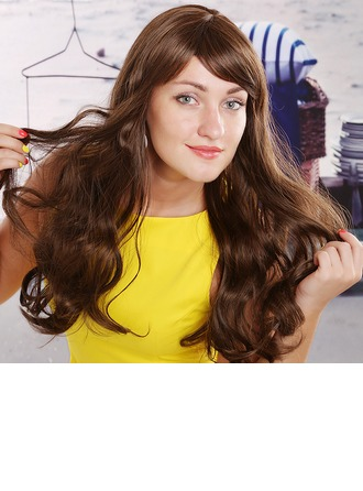 Wavy Long Layered Synthetic Wigs