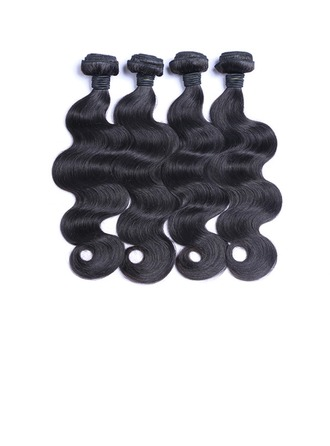 5A Virgin/remy Body Human Hair Human Hair Weave (Sold in a single piece) 50g