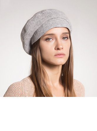 Ladies' Beautiful/Classic/Elegant Cotton Beanie/Slouchy