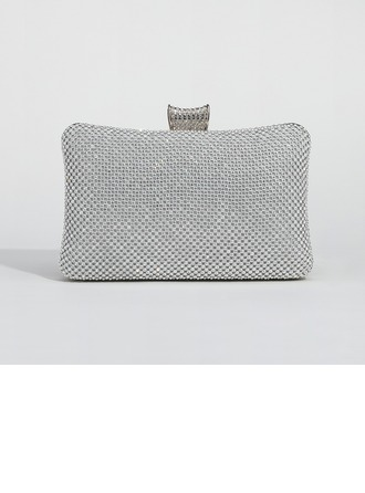 Elegant Crystal/ Rhinestone Clutches/Minaudiere