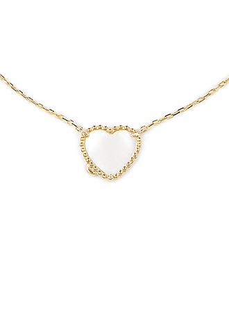 Silber Herz Anhänger Halskette Für die Freundin