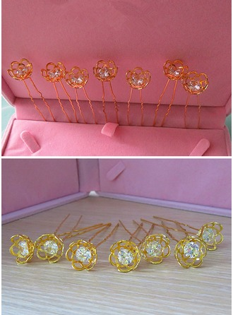 Alloy Hairpins (Set of 5)