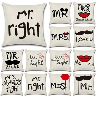 Groom Gifts - Classic Cotton Pillowcase