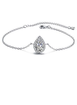 Fijne ketting Bruids armbanden - Kerstcadeaus Voor Haar
