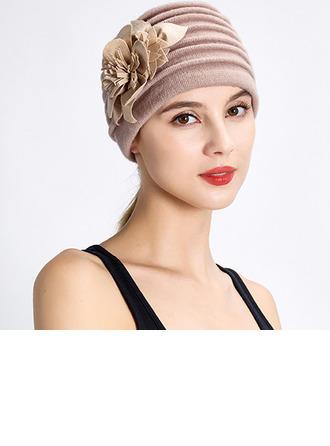 Dames Glamour/Charme Coton Chapeau melon / Chapeau cloche