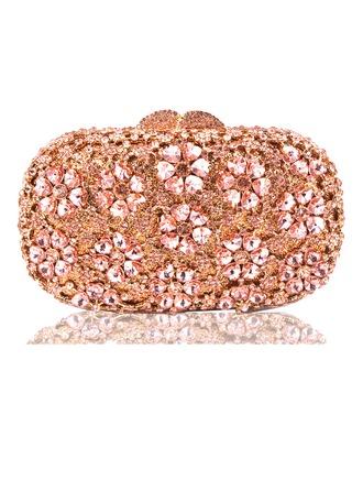 Gorgeous Crystal/ Rhinestone Clutches