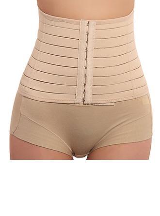 Naiset Naisellinen/Classic Kumi Korkea Vyötärö Vyötärökalut Shapewear